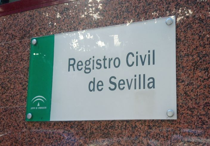 Registro Civil Sevilla