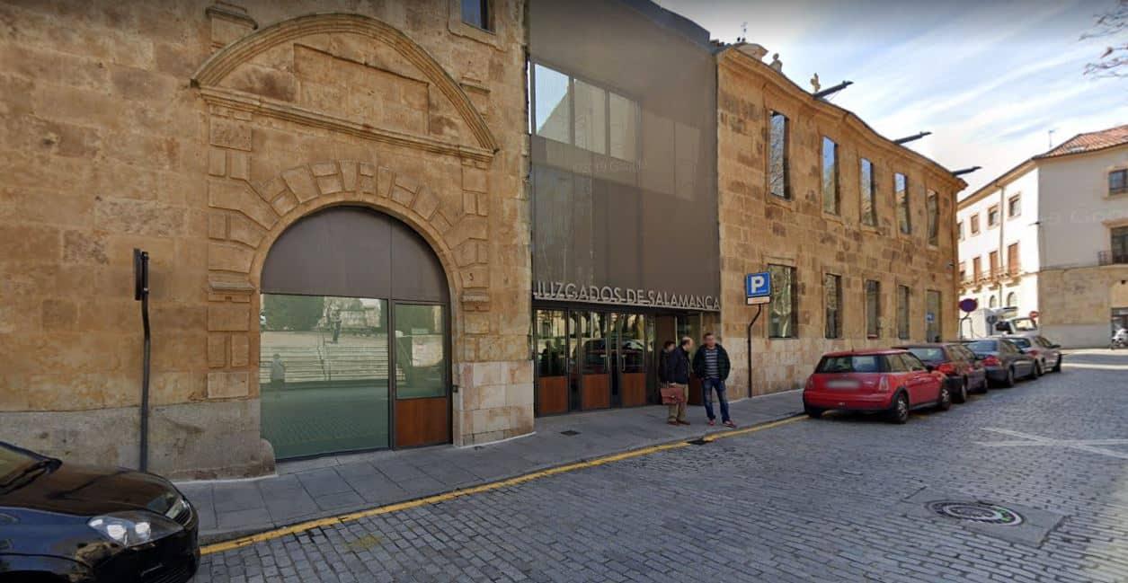 Registro Civil de Salamanca