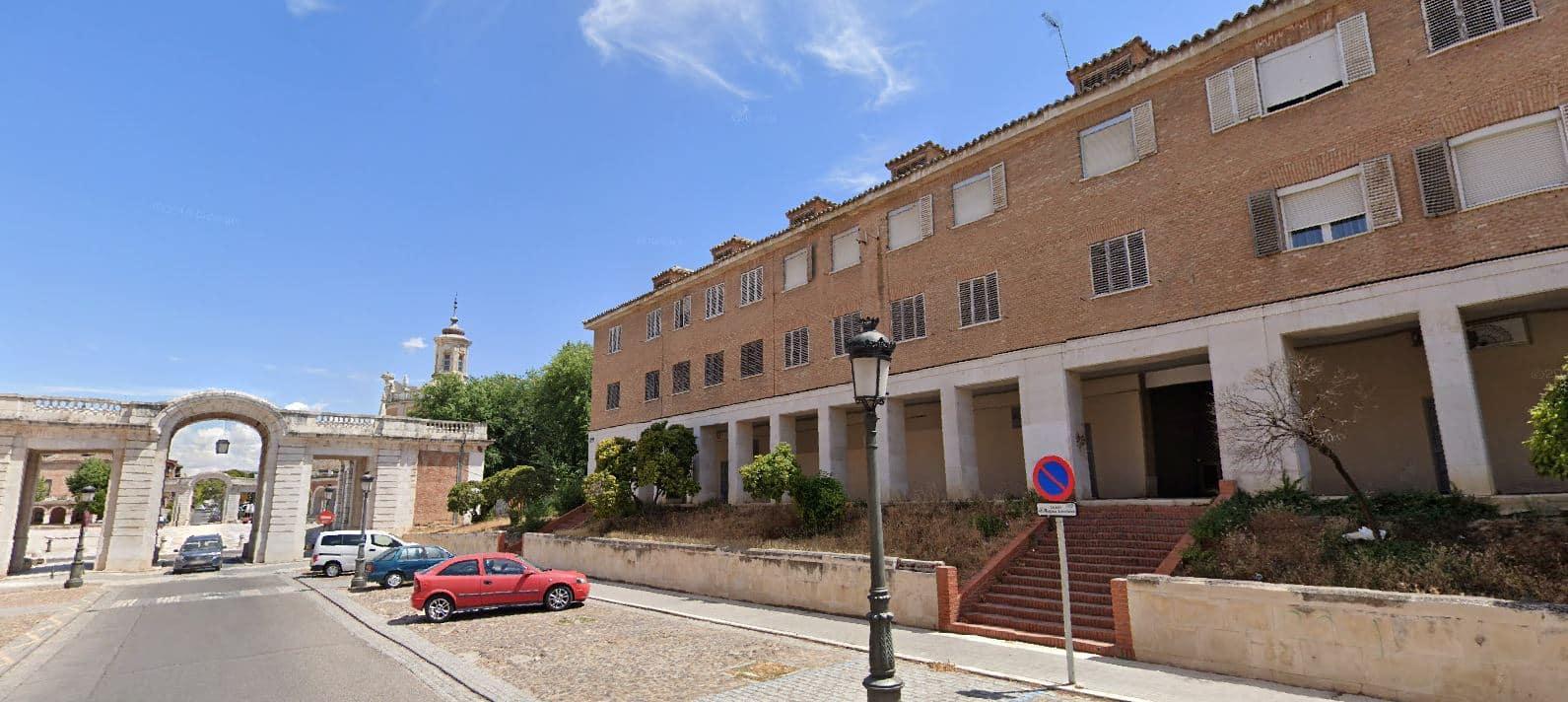 Certificado de defunción Aranjuez