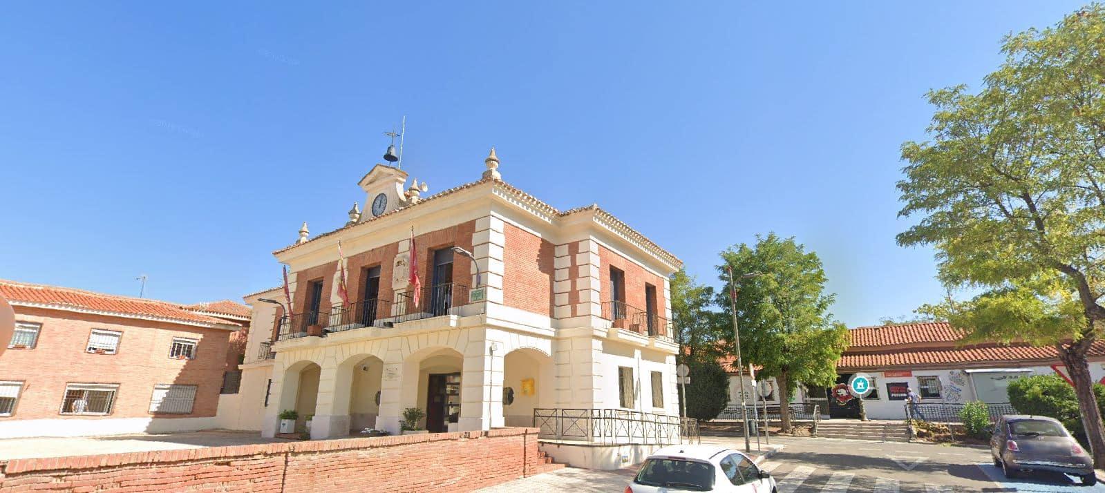 Certificado de defunción Rivas-Vacíamadrid