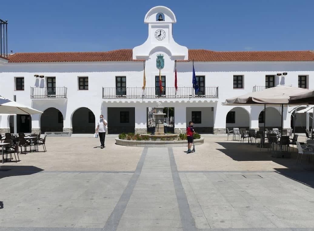 Certificado de defunción Villanueva del Pardillo
