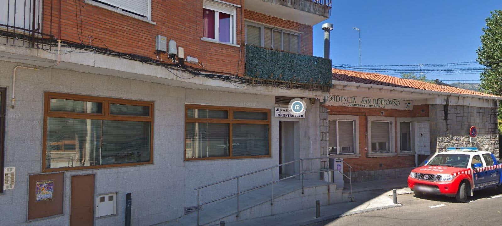Certificado de defunción Guadarrama