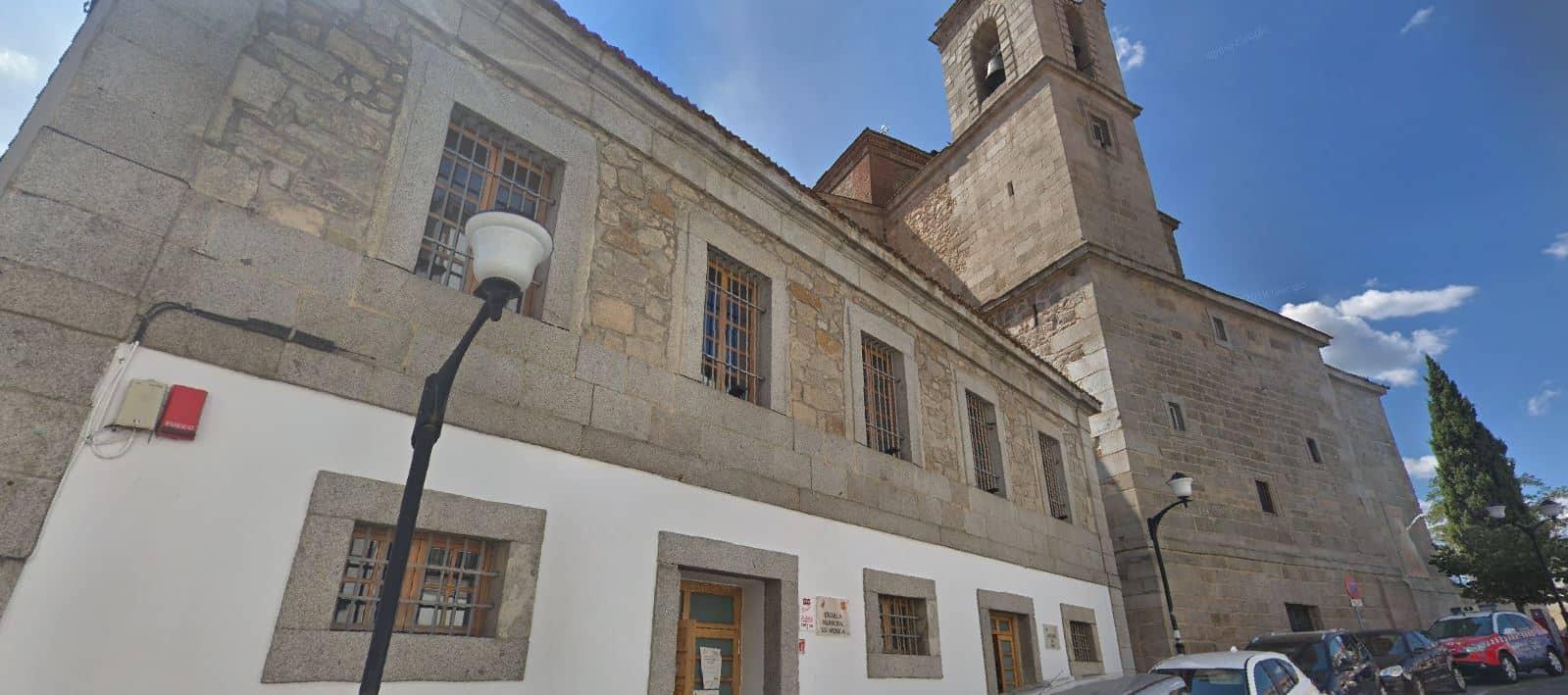 Certificado de nacimiento San Martín de Valdeiglesias