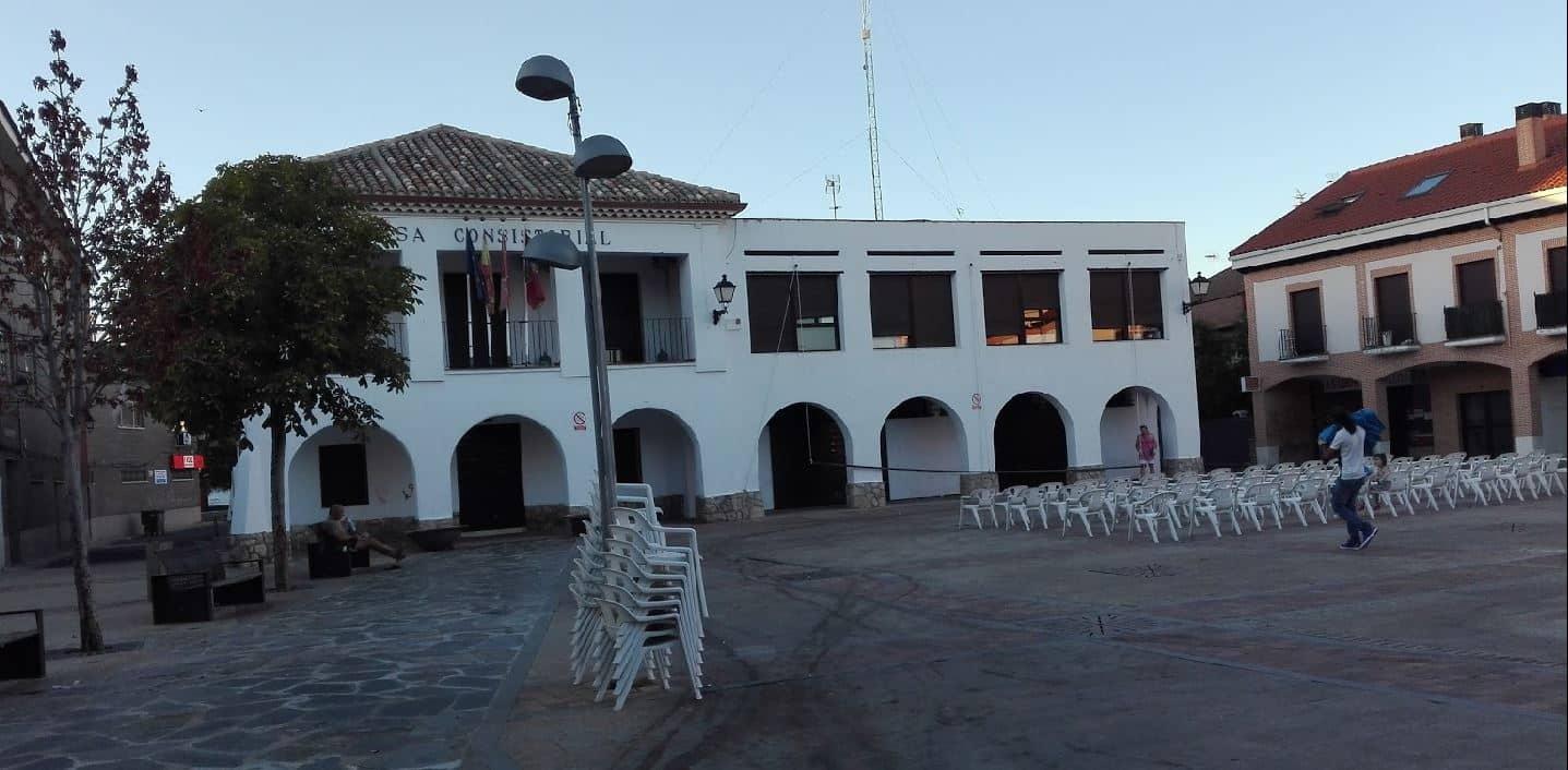 Certificado de nacimiento Torrejón de la Calzada