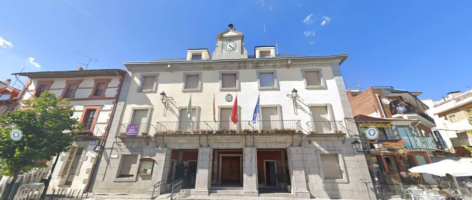 Registro civil - Ayuntamiento Cercedilla