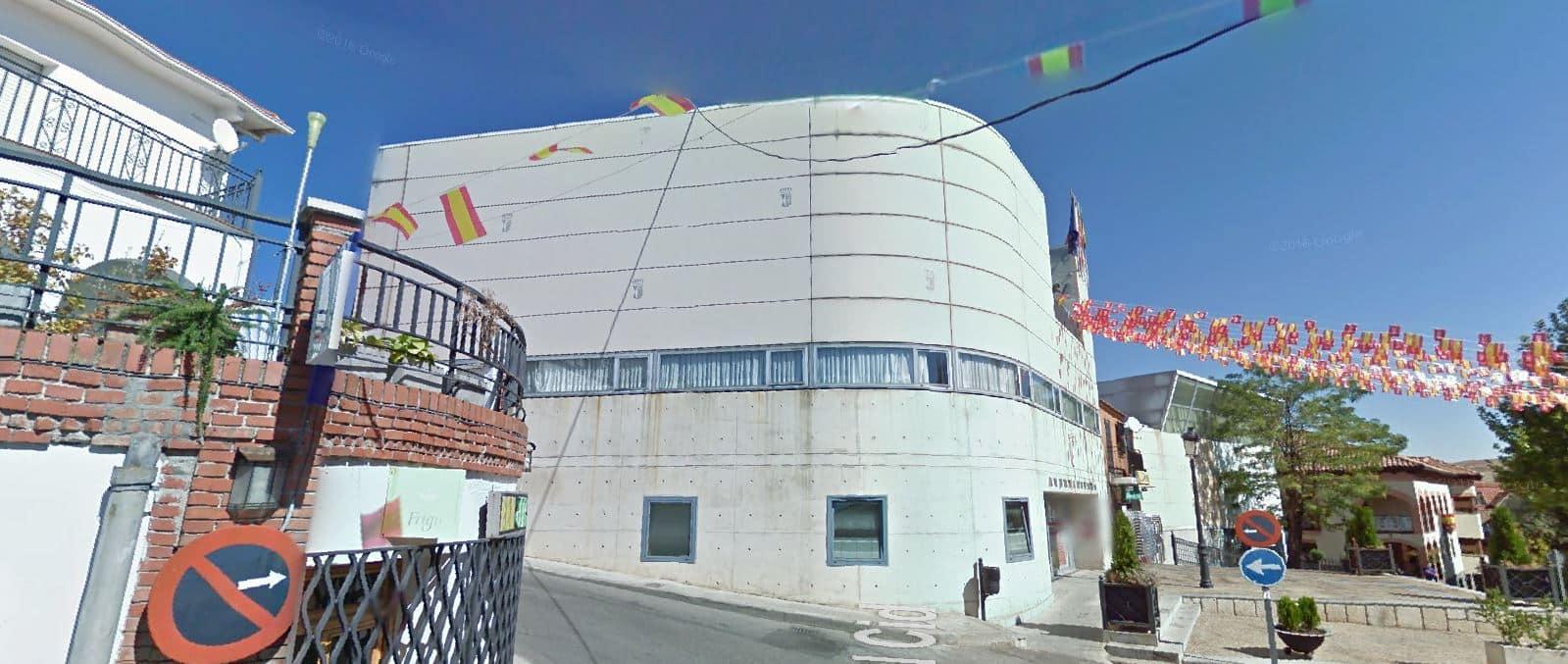 Registro civil - Ayuntamiento Cobeña