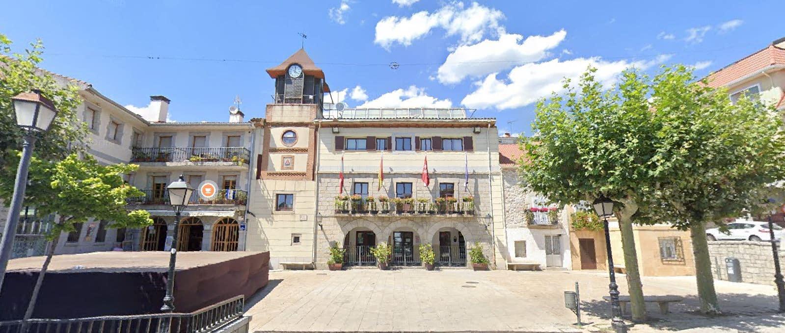 Registro civil - Ayuntamiento Collado Mediano