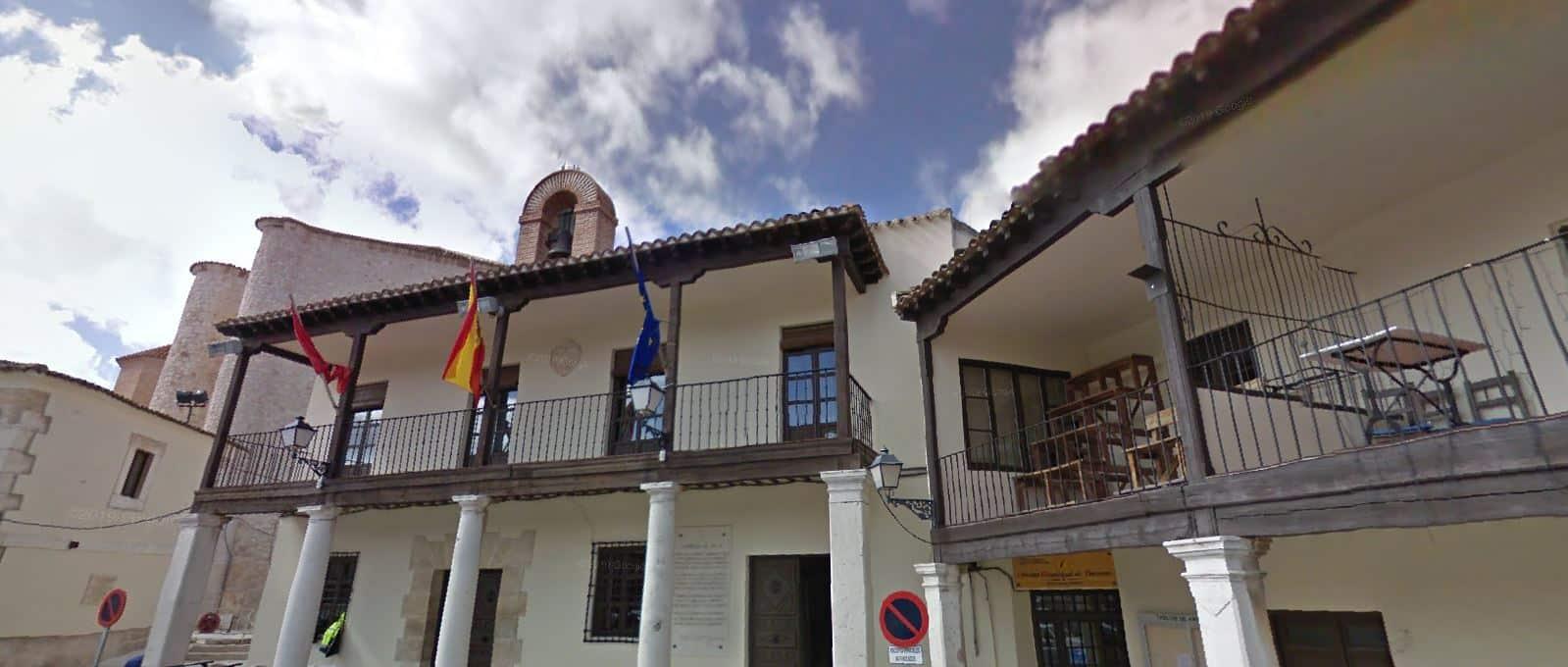 Registro civil - Ayuntamiento Colmenar de Oreja