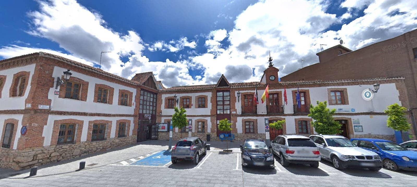 Registro civil - Ayuntamiento San Agustín de Guadalix