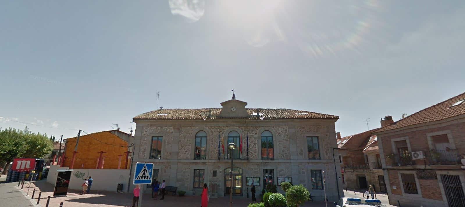 Registro civil - Ayuntamiento Valdemorillo