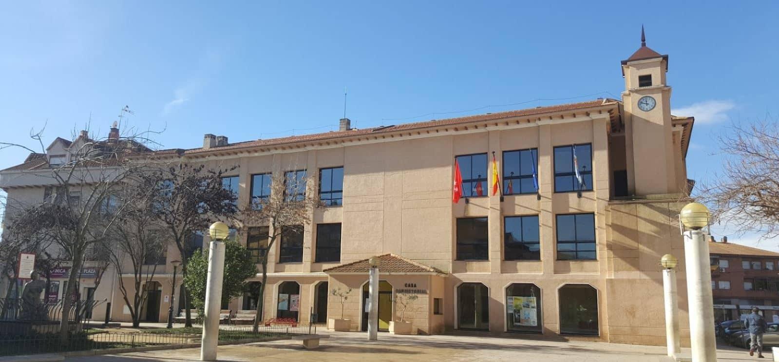 Registro civil - Ayuntamiento Velilla de San Antonio