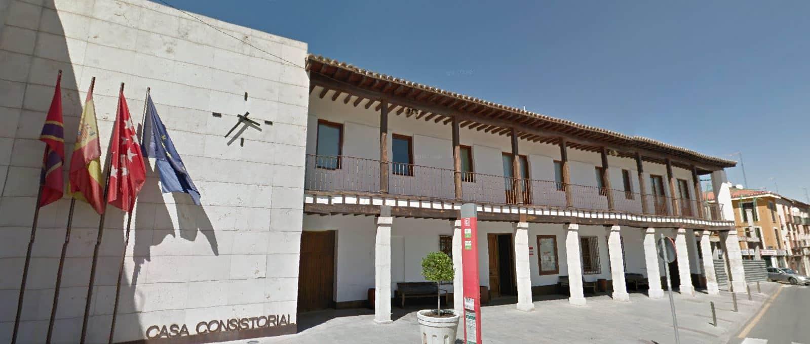 Registro civil - Ayuntamiento Villarejo de Salvanés