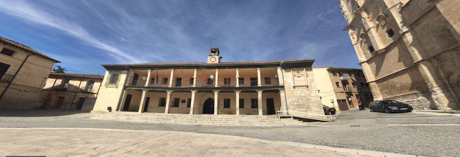 Certificado de defunción Torrelaguna