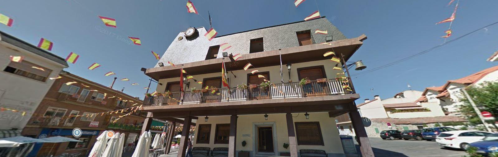 Registro civil - Ayuntamiento Becerril de la Sierra
