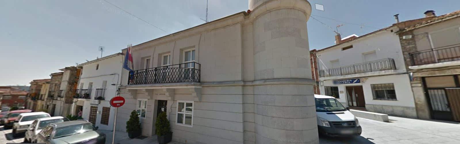 Registro civil - Ayuntamiento Cadalso de los Vidrios