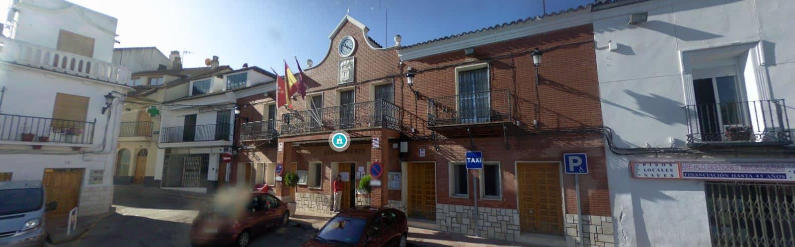 Registro civil - Ayuntamiento Campo Real