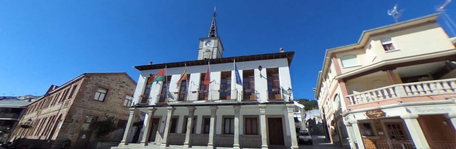 Registro civil - Ayuntamiento Miraflores de la Sierra