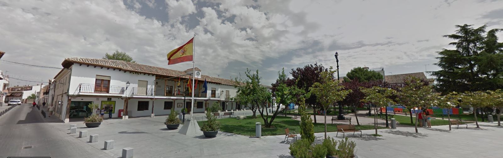 Registro civil - Ayuntamiento Torrejón de Velasco